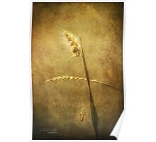 Sighing of Changes ... (Summer Grasses IV) Poster