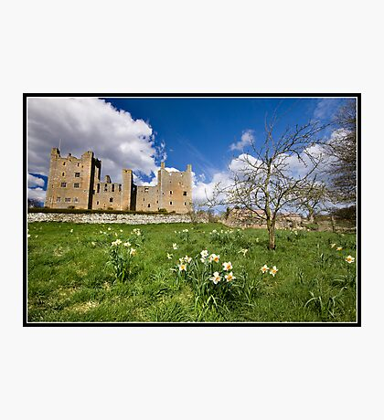 Castle Bolton Photographic Print