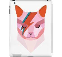 David Bowie Cat iPad Case/Skin
