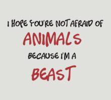 Beast ll by Sharon Stevens