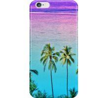 Moorea Sunset Leggings iPhone Case/Skin