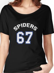 Queens Park Basketball Women's Relaxed Fit T-Shirt