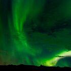 Aurora Borealis - Þingvellir #9 by Stefán Kristinsson