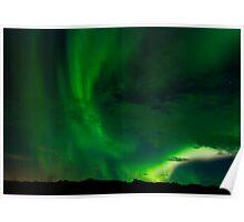 Aurora Borealis - Þingvellir #9 Poster