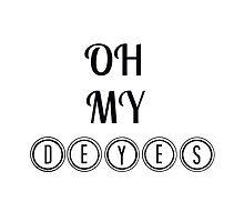 Oh my deyes by CeriBall