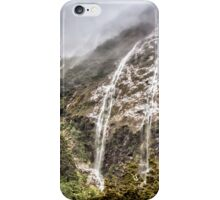 Waterfalls And Ice iPhone Case/Skin