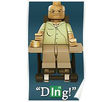 Ding! Poster