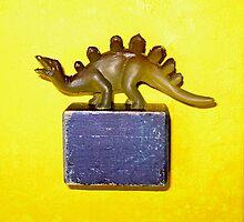 Stegosaur Special by debora bryan
