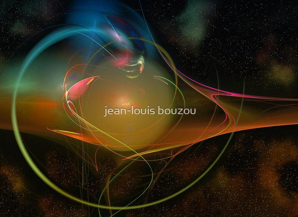Aladdin's Lamp by jean-louis bouzou