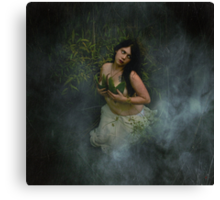 The spirit of the Forgotten  Canvas Print