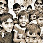 Everyone Smiles in the Same Language by Tash  Menon