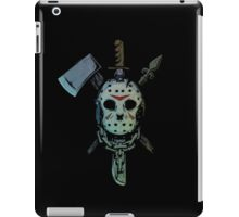Friday the 13th Jason Voorhees iPad Case/Skin