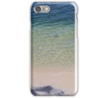 Waves Lapping the Sand iPhone Case/Skin