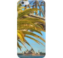 The Bridge & Opera House .. a different view iPhone Case/Skin