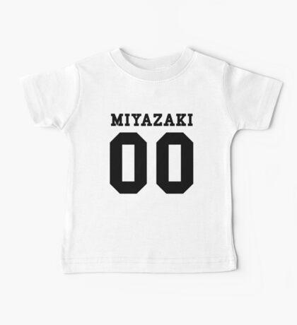 Miyazaki PYREX (black text) Baby Tee