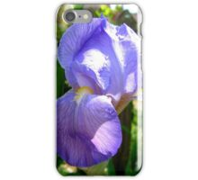 THE BEAUTY OF THE IRIS iPhone Case/Skin