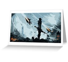 Reaper Invasion Greeting Card