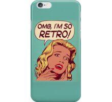 retro1 iPhone Case/Skin