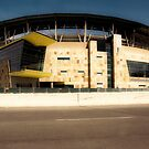 New Minnesota Twins Stadium by kevinw