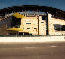New Minnesota Twins Stadium by kevinw