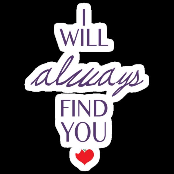 I Will Always Find You by konchoo