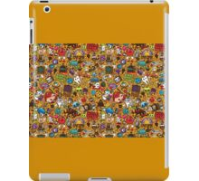 retro3 iPad Case/Skin