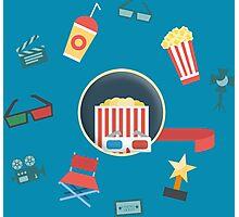 Cinema - Tutto intorno ai Film Photographic Print
