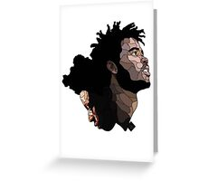 capital steez 2 Greeting Card