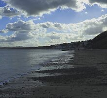 CLOUDY DAY AT FILEY by andysax