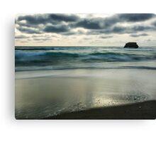 Sorrento back beach Canvas Print