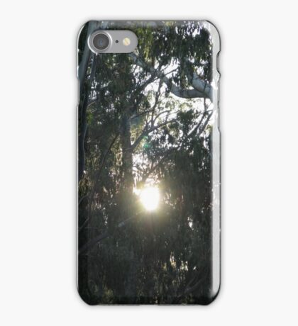A GLIMMER OF LIGHT iPhone Case/Skin