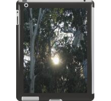 A GLIMMER OF LIGHT iPad Case/Skin