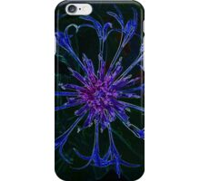 Photoshopped Flower 5 iPhone Case/Skin