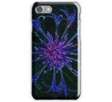 Photoshopped Flower 5 iPhone Case/Skin