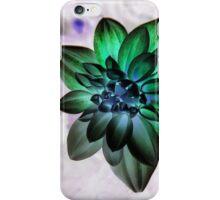 Photoshopped Flower 3 iPhone Case/Skin