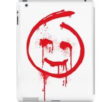 Red John (Serial Killer) iPad Case/Skin