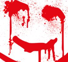 Red John (Serial Killer) Sticker