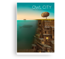 the midsummer station Canvas Print