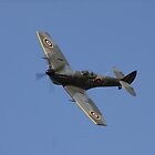 Spitfire. Coningsby, Lincolnshire. by Merlin72
