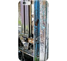 First Steps And Roman Columns  iPhone Case/Skin