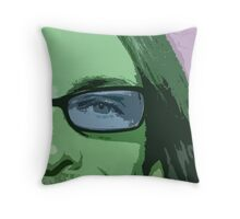 Mr. Right II Throw Pillow