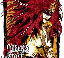 queens of the stone age by peakock