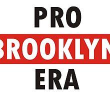 pro brooklyn era by birdEATbanana