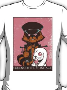 queens of the stone age_racoon T-Shirt
