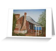 Blundells Cottage Greeting Card
