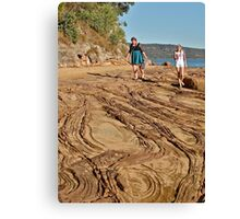 Patonga Beach # 2 - NSW - 2013 Canvas Print