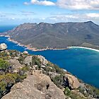 GLORIOUS WINEGLASS BAY by Raoul Madden