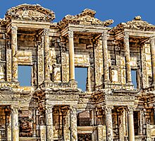 The Library of Ephesus by Memaa