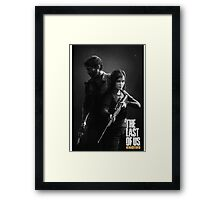 the last of us remastered Framed Print