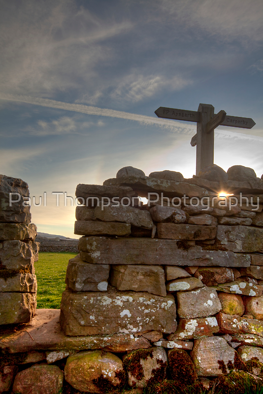 Which Way? by Paul Thompson Photography